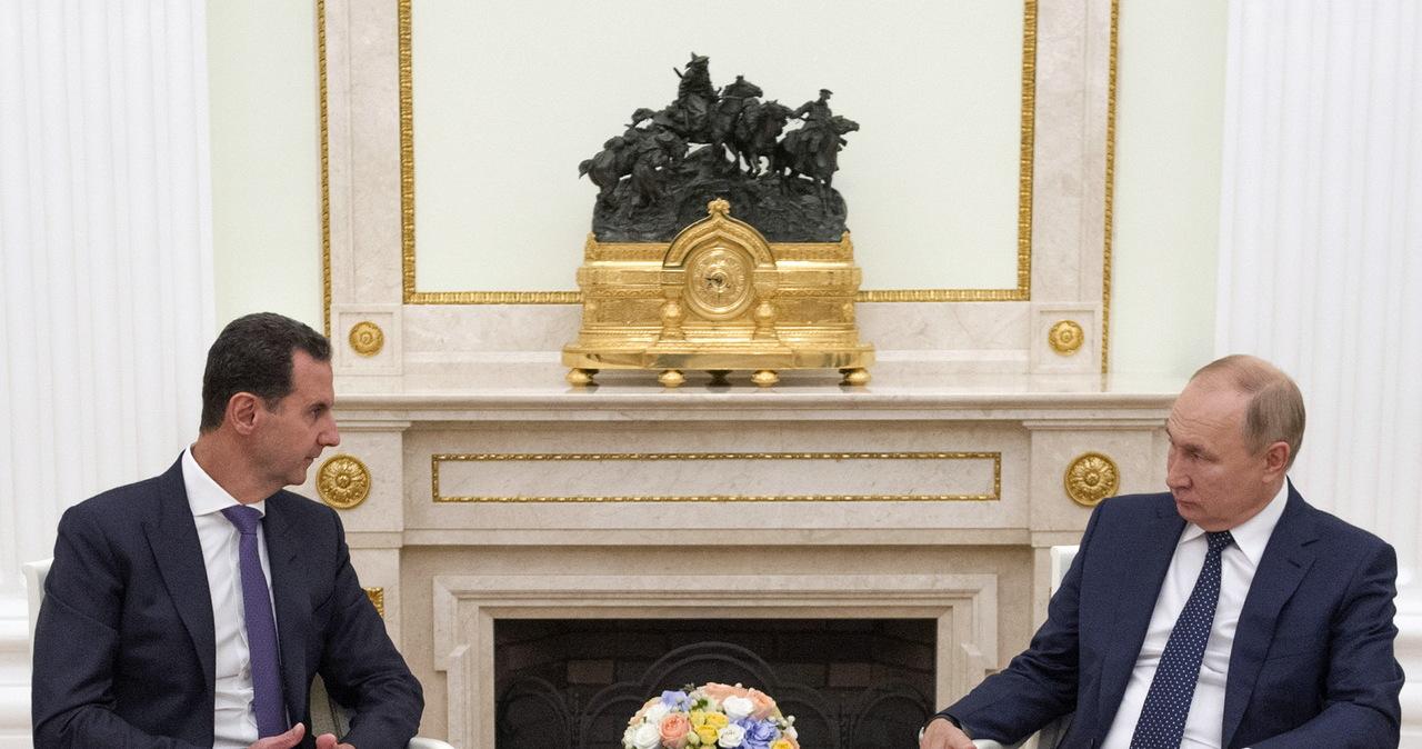 Władimir Putin podda się... samoizolacji