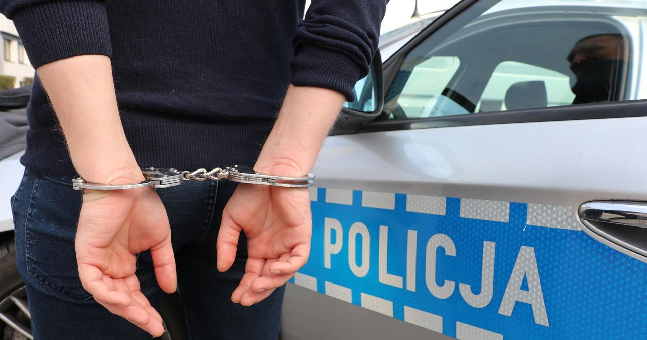 Ubliżał matce, zamykał ją w domu. 34-latek aresztowany