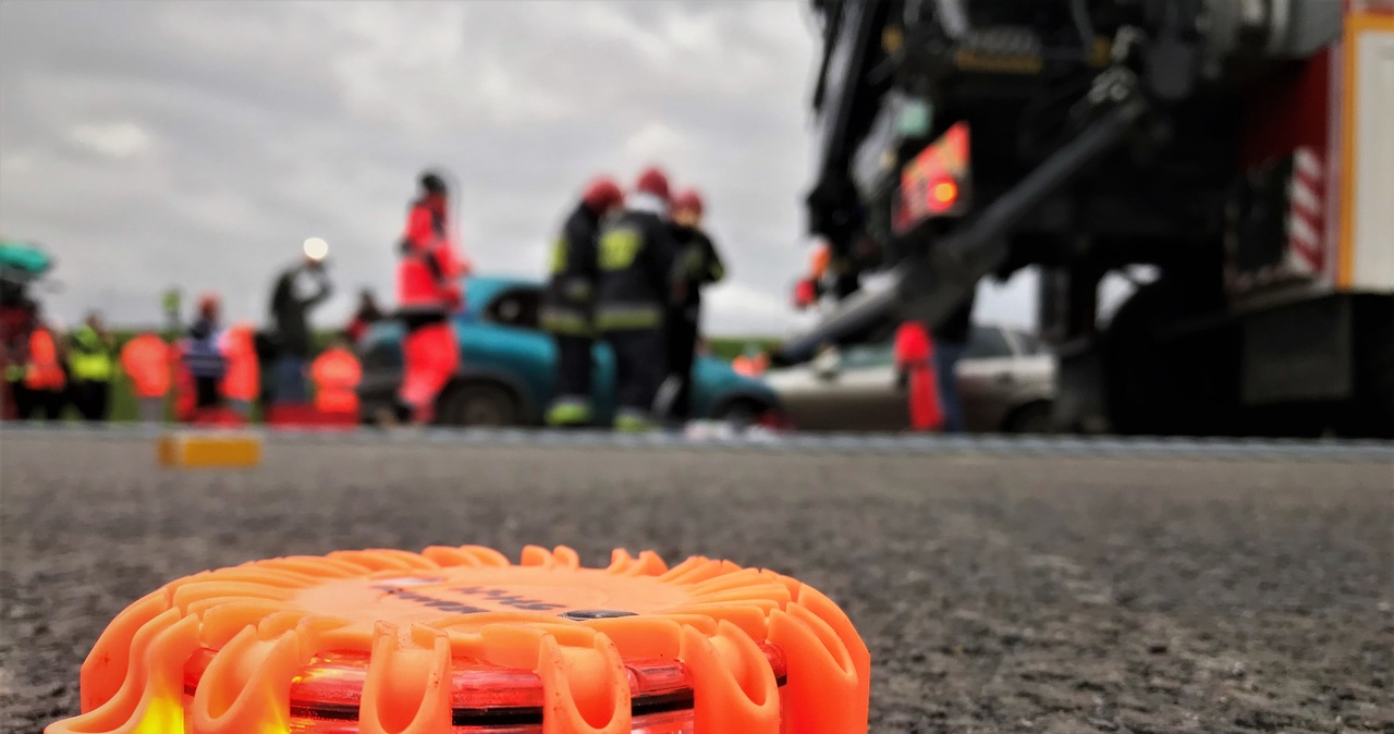 Tragiczny wypadek w Łódzkiem. Zginęły trzy osoby