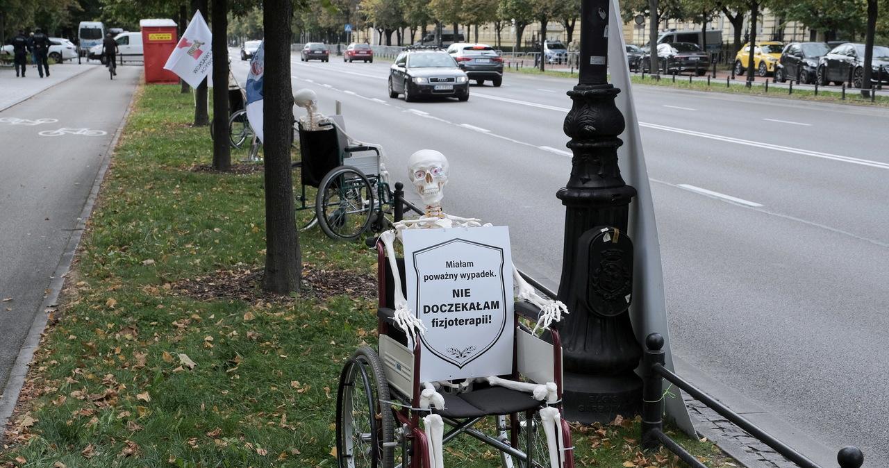 Fala strajków w szpitalach? Zapowiedź komitetu protestacyjnego