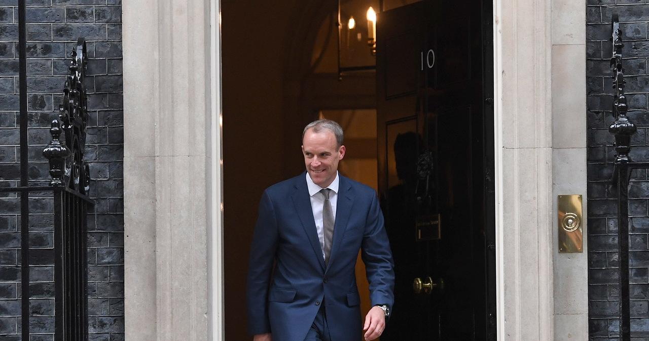 Rekonstrukcja w brytyjskim rządzie. Zmiana na stanowisku szefa dyplomacji
