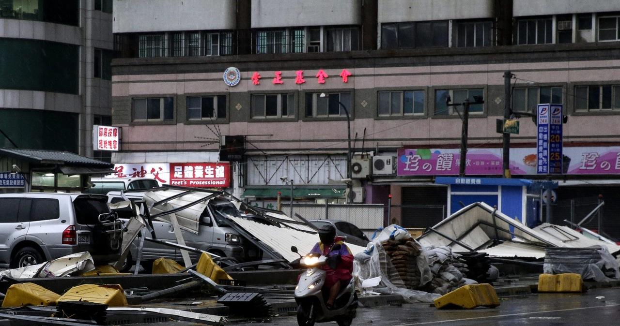 Kolejne w tym roku trzęsienie ziemi w Tajwanie