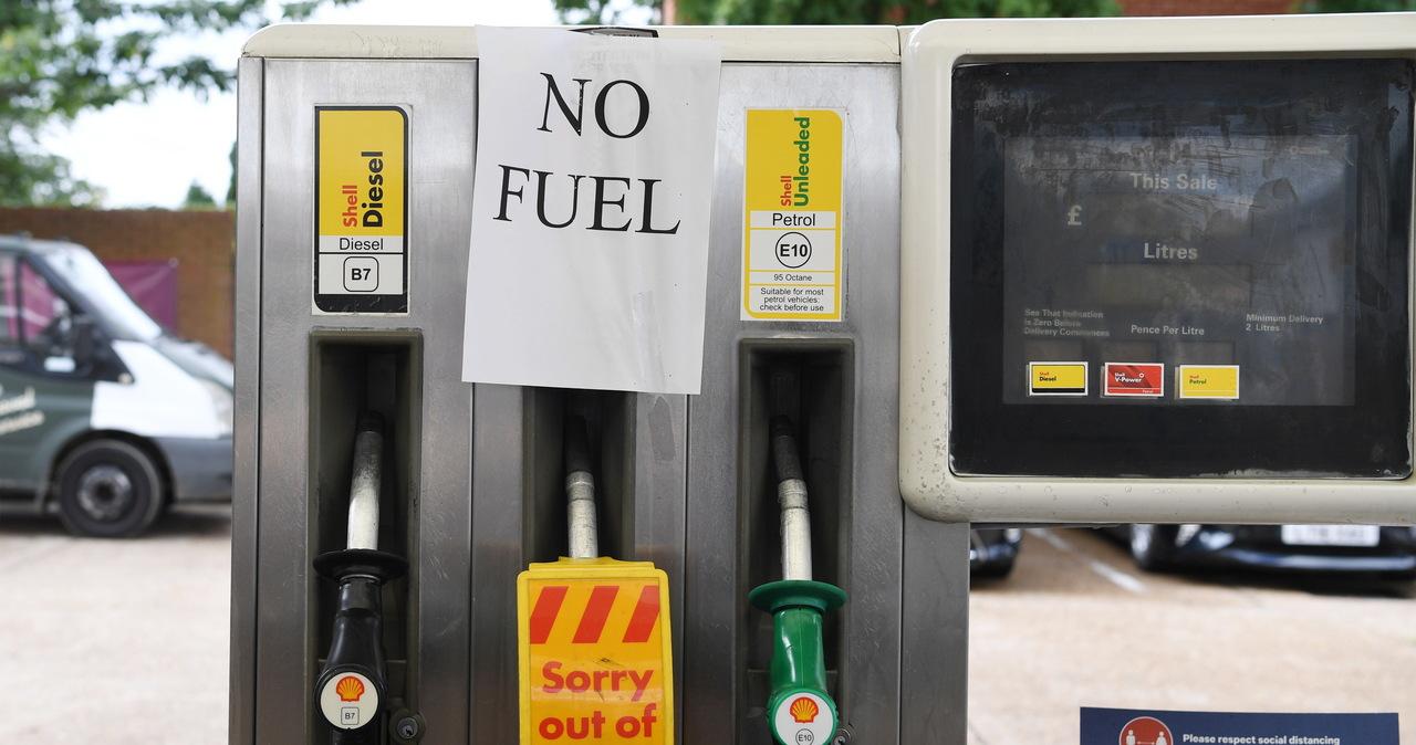 Wielka Brytania: Królestwo za benzynę