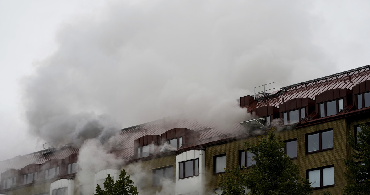 Szwecja: Eksplozja w Goeteborgu. Ponad 20 osób rannych