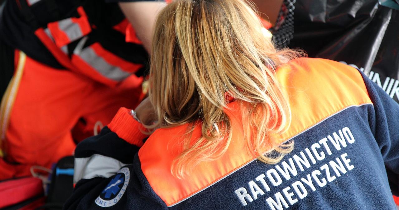 Dąbrowa Górnicza: Pijany kierowca autobusu potrącił kobietę