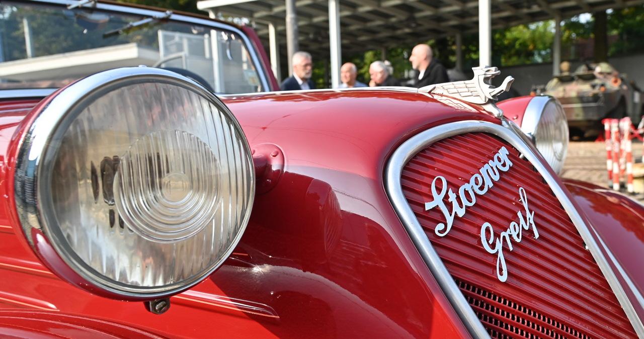 Samochód Stoewer Greif z 1938 roku. Zobacz to cudo!
