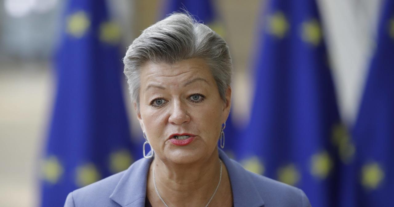 Unijna komisarz przyleci do Warszawy. Będzie spotkanie z szefem MSWiA