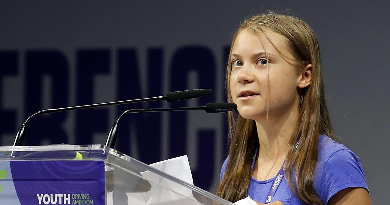 """""""Zielona ekonomia, bla, bla, bla"""". Greta Thunberg krytykuje światowych przywódców"""