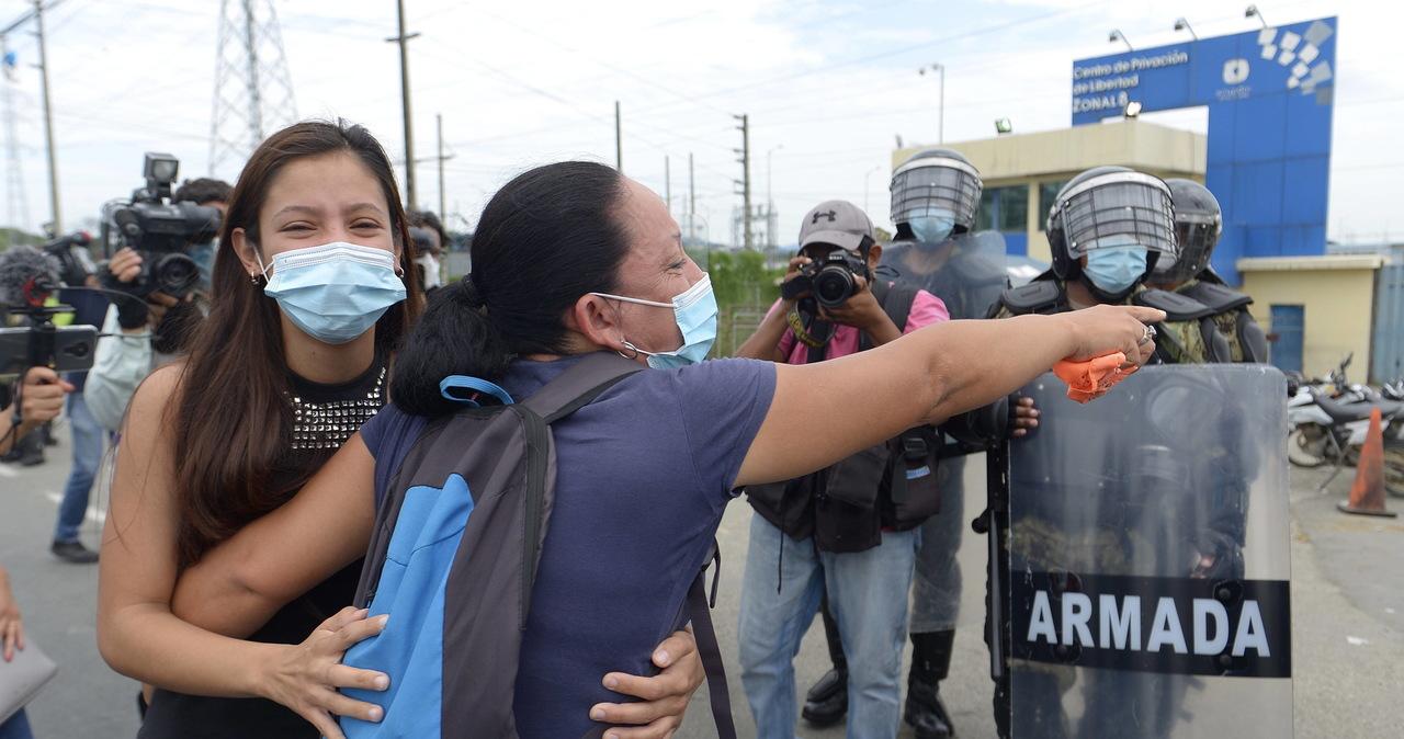 Strzelanina w ekwadorskim więzieniu. Nie żyje 24 więźniów