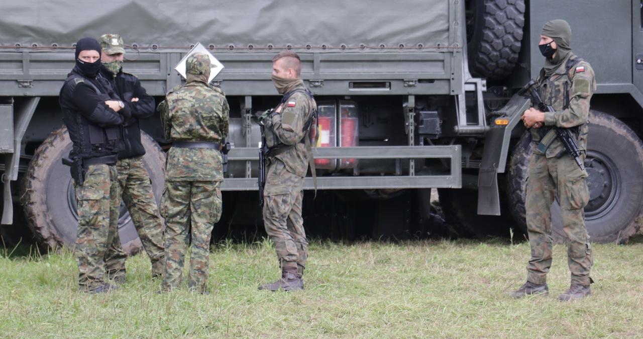 Blisko 500 prób nielegalnego przekroczenia granicy z Białorusi do Polski. To rekord