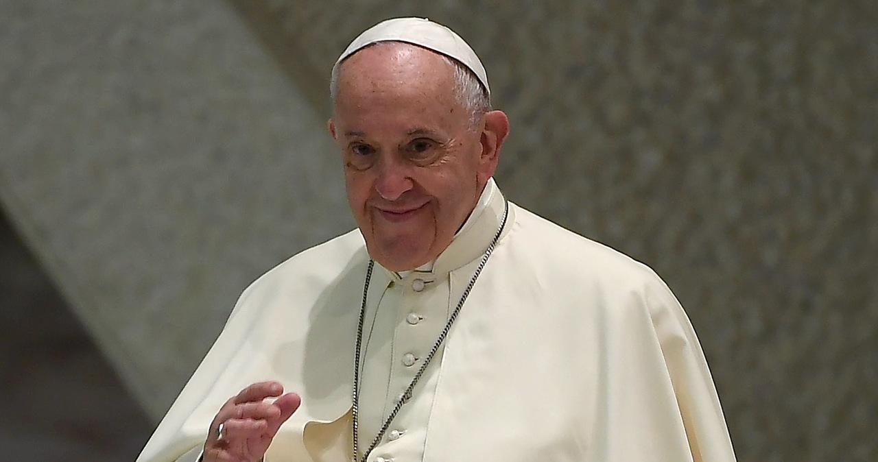 Papież do Polaków: Bądźcie zwiastunami łaski i miłosierdzia Boga
