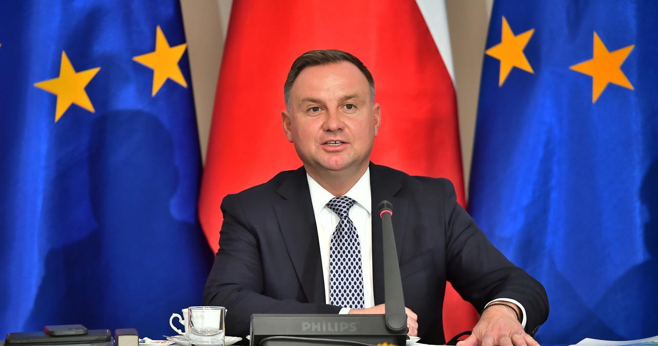 Prezydent Andrzej Duda podpisał wniosek o przedłużenie stanu wyjątkowego