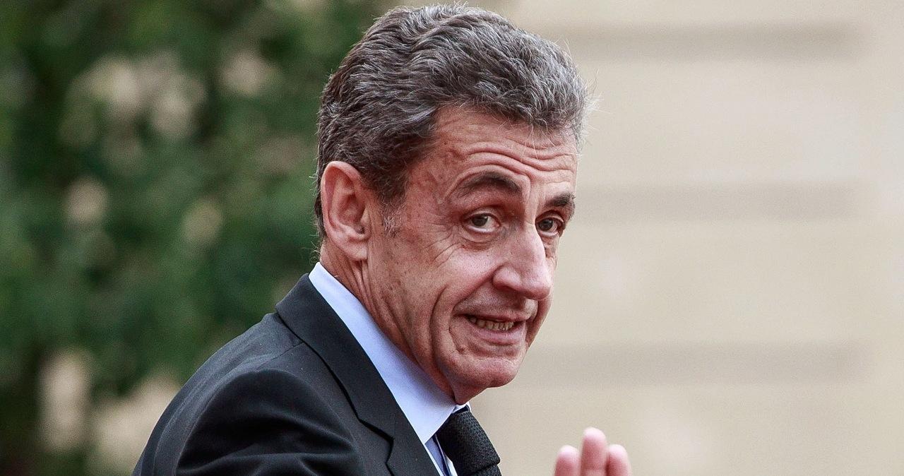 Były prezydent Francji Nicolas Sarkozy skazany na rok pozbawienia wolności
