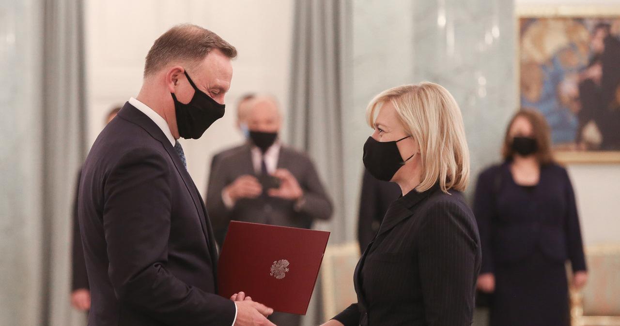 Joanna Misztal-Konecka powołana na prezes Izby Cywilnej SN