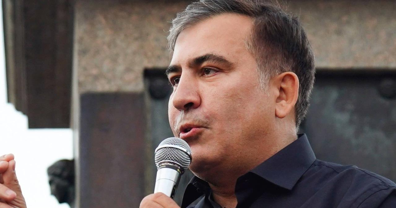 Saakaszwili twierdzi, że przyleciał do Gruzji. Władze zapowiadały, że zostanie zatrzymany