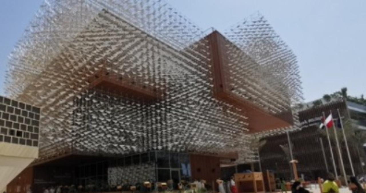 EXPO 2020 w Dubaju. Zobacz, jak prezentuje się Polska