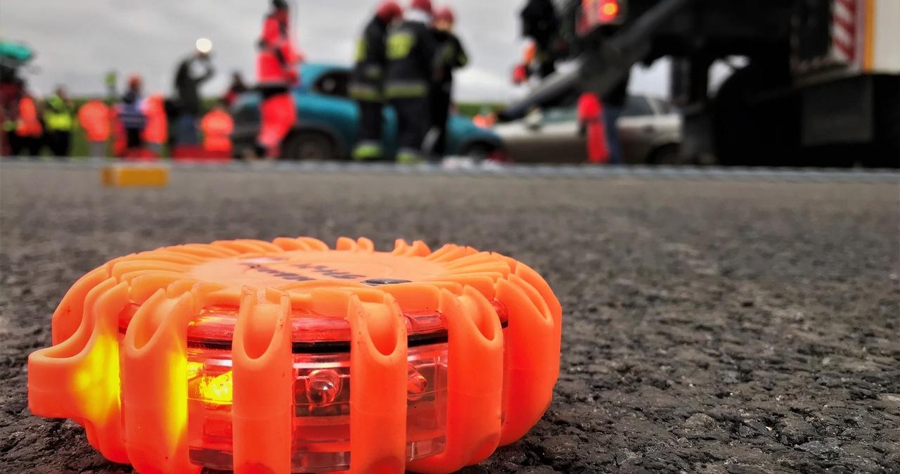 Dolnośląskie: Zderzenie 2 ciężarówek na A4. Zginęła jedna osoba