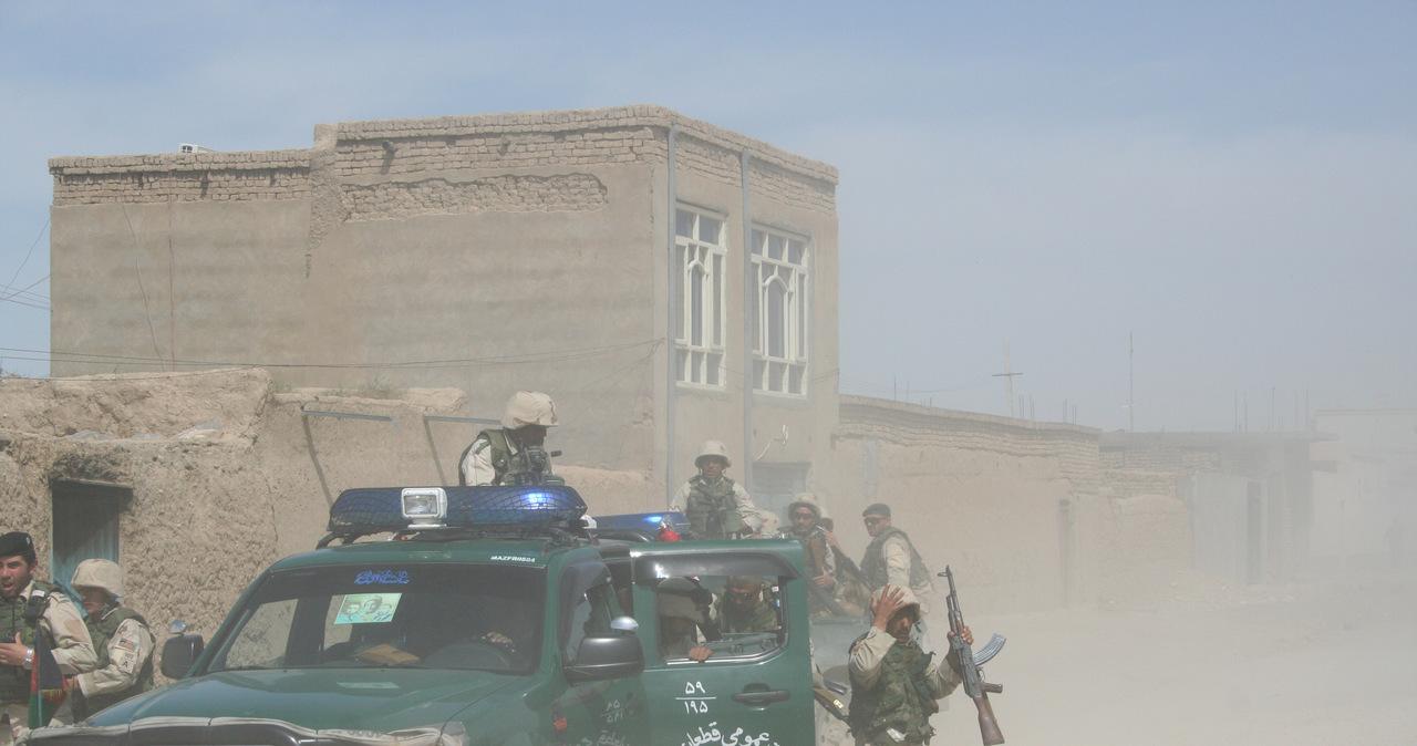 Krwawy zamach w Afganistanie. Zginęło 5 osób, w tym dziecko