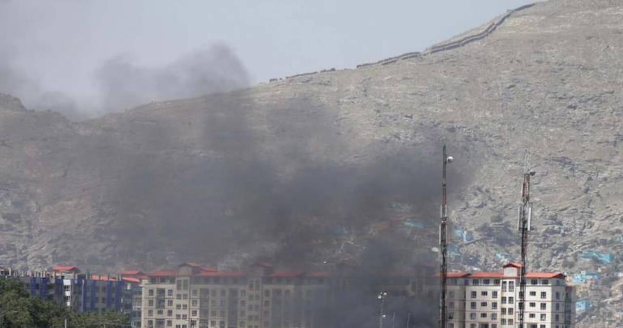 Silna eksplozja w pobliżu meczetu w Kabulu. Wiele ofiar