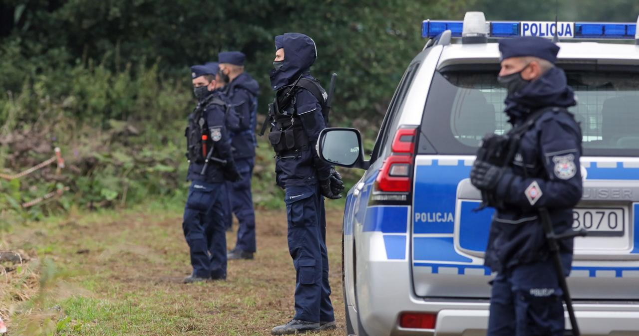 Pościgi i zatrzymania na Podlasiu. Kierowcy przewozili nielegalnych imigrantów