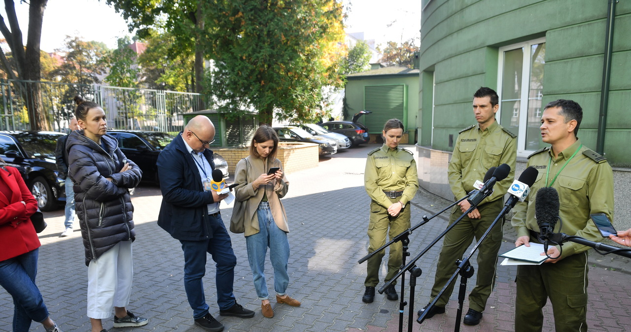 Białorusini oddali strzały w kierunku polskich żołnierzy