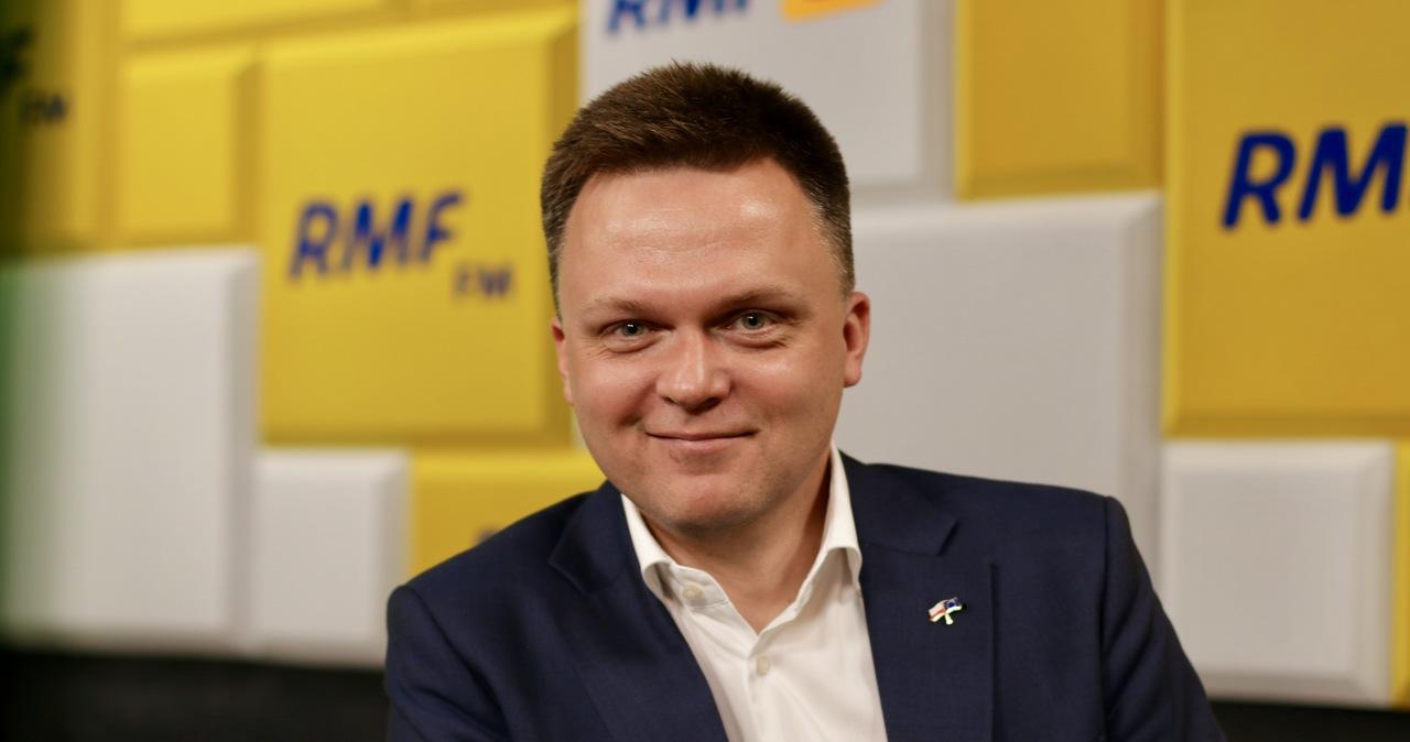Szymon Hołownia Gościem Krzysztofa Ziemca w RMF FM
