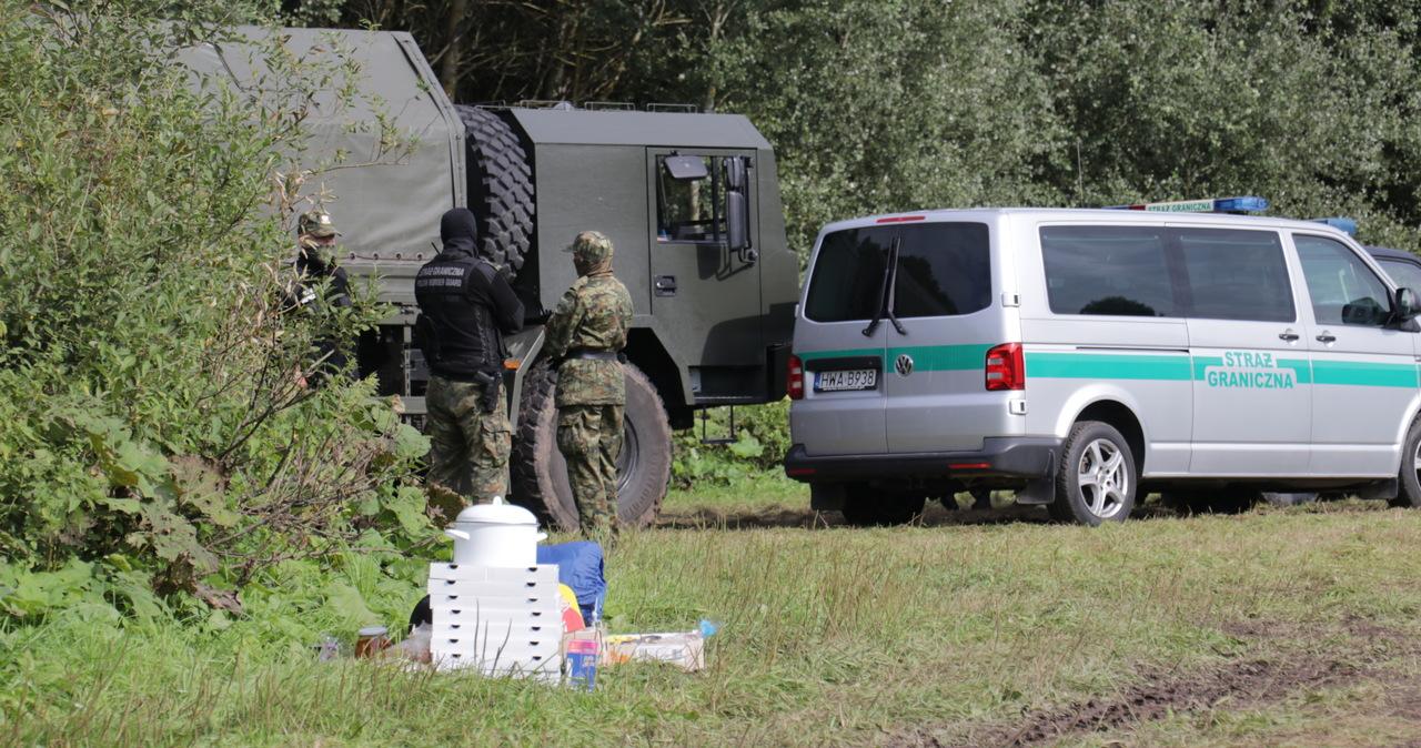 Strzały w kierunku patrolu Straży Granicznej. Rzecznik MSZ: Mamy dowody