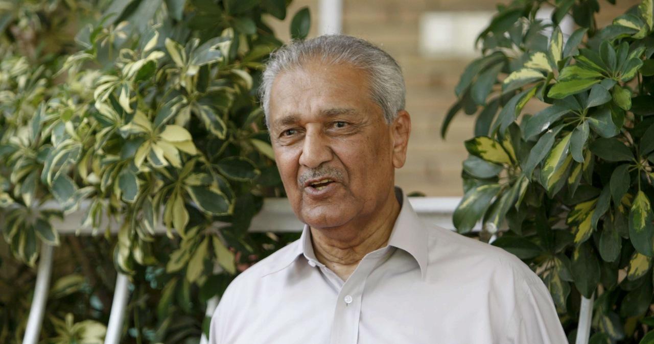 Zmarł twórca pakistańskiego programu atomowego. Abdul Qadeer Khan miał 85 lat