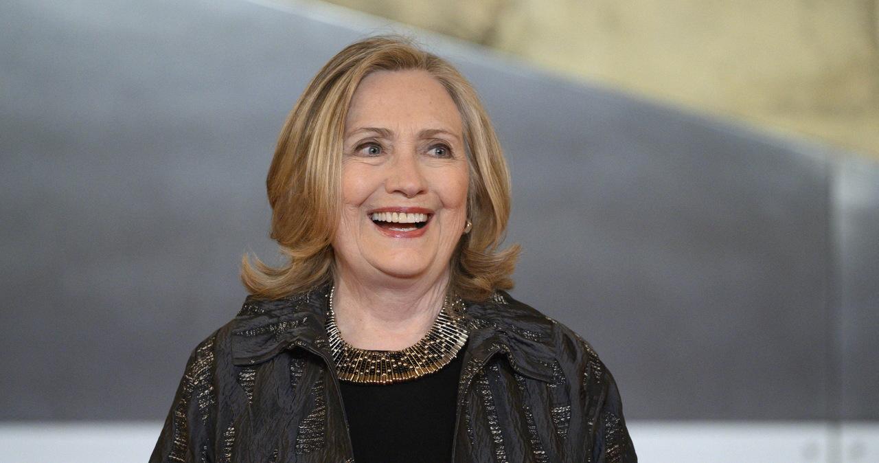 Była Pierwsza Dama, kandydatka na prezydenta, a teraz pisarka. Debiut literacki Hillary Clinton
