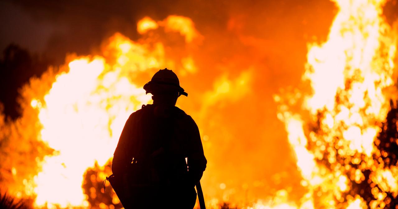 Wielkie pożary w Kalifornii. Konieczna ewakuacja mieszkańców