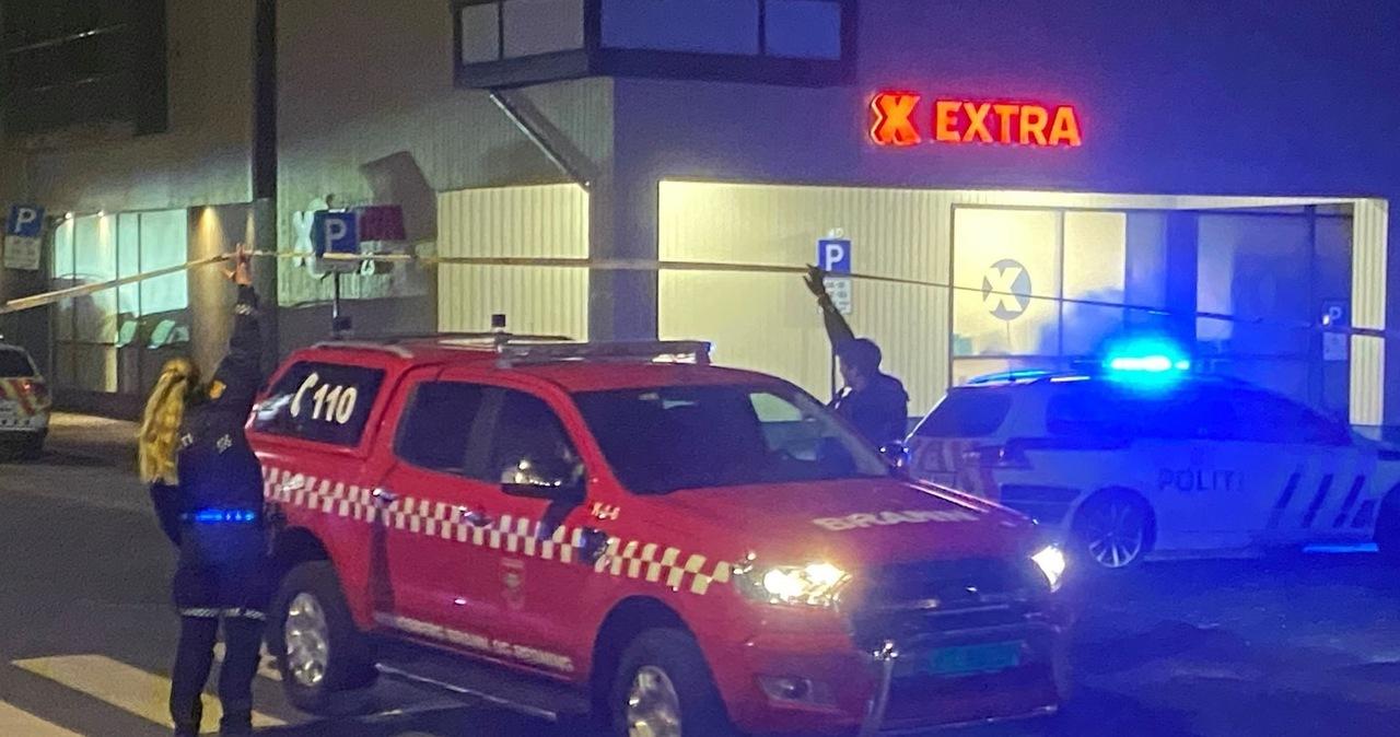 Masakra w norweskim mieście. Napastnik strzelał z łuku, są zabici i wielu rannych