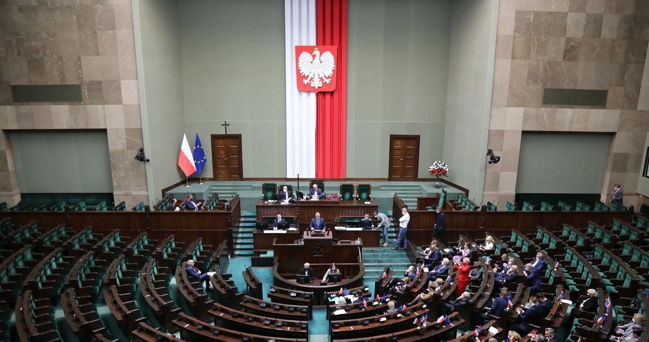 Budowa zapory na granicy z Białorusią. Drugie czytanie projektu ustawy