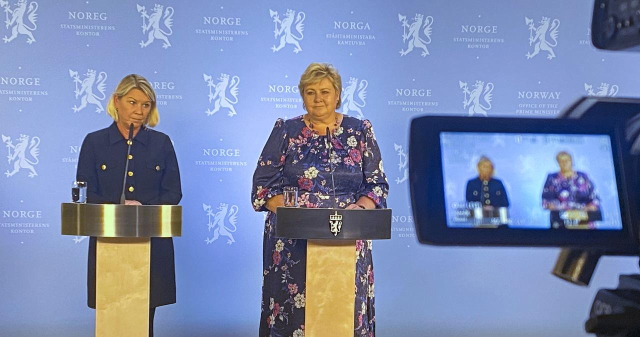 Atak w Norwegii. Premier Solberg przekaże władzę w cieniu tragedii